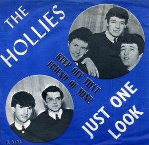 Just One Look (song) - Image: Just One Look Hollies