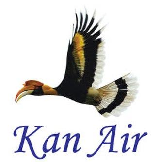 Kan Air - Image: KAN AIR LOGO