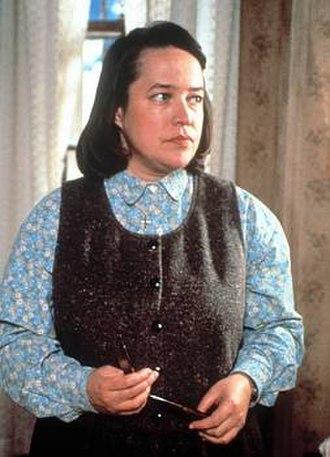 Annie Wilkes - Kathy Bates as Annie Wilkes