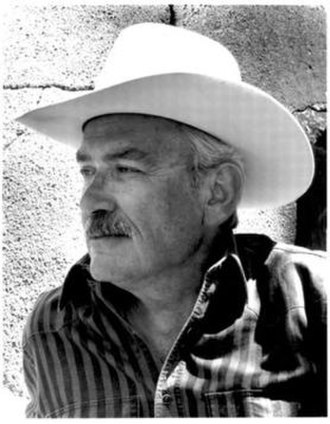 Keith H. Basso - Portrait of American Anthropologist Keith H. Basso (1940–2013). Photo courtesy the Department of Anthropology, University of New Mexico.