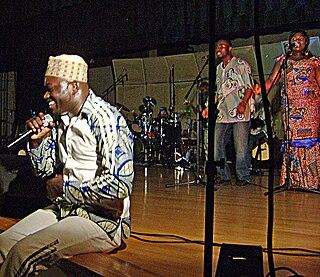 King Mensah musician
