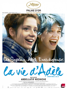 Blue Is the Warmest Colour - Wikipedia