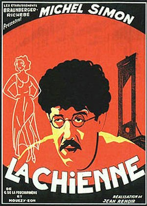 La Chienne - Film poster