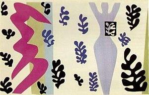 Le Lanceur De Couteaux - Image: Lanceur Matisse