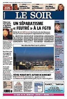 <i>Le Soir</i>