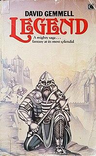<i>Legend</i> (Gemmell novel) novel by David Gemmell