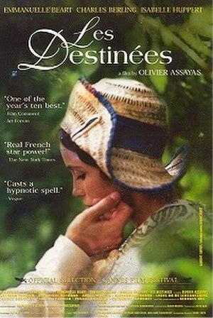 Sentimental Destinies - Film poster