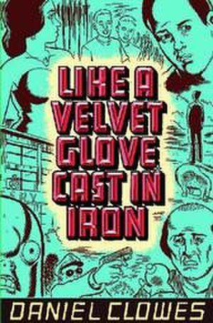 Like a Velvet Glove Cast in Iron - Cover of the 1993 edition (the book was re-released in 1998 with a different cover).