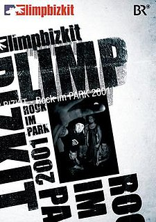<i>Rock im Park 2001</i> 2008 video by Limp Bizkit