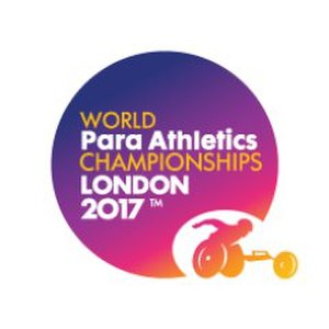 2017 World Para Athletics Championships - Image: London 2017 Para Athletics Championships Logo