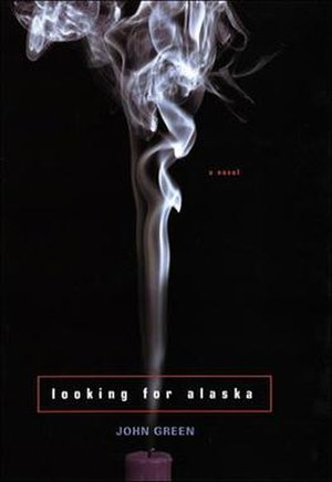 Looking for Alaska - Looking for Alaska first edition cover