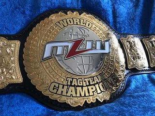 MLW World Tag Team Championship Professional wrestling championship