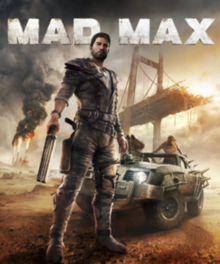 Cover art featuring protagonist Max Rockatansky and his Magnum Opus
