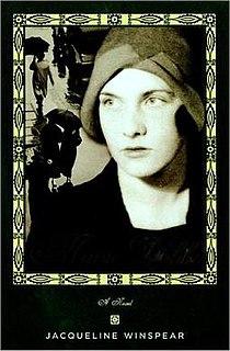 <i>Maisie Dobbs</i> (novel)
