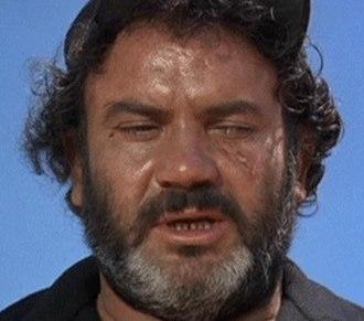 Mario Brega - Brega as Corporal Wallace in The Good, the Bad and the Ugly