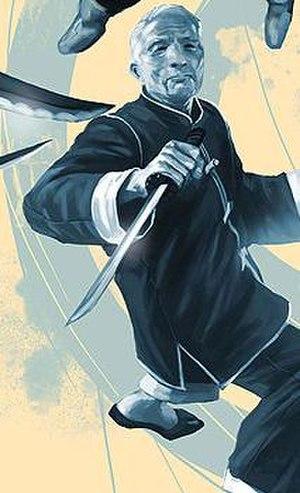 Master Izo - Image: Master Izo