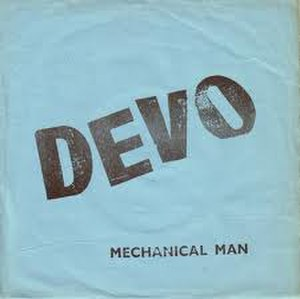 Mechanical Man EP - Image: Mechanical Man EP