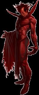 Mephisto (Marvel Comics) fictional character of Marvel Comics
