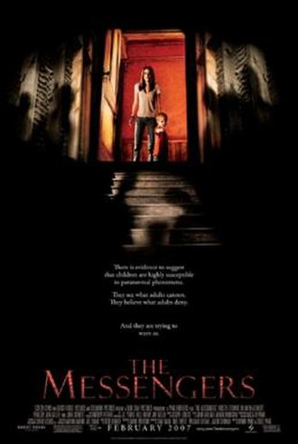 The Messengers (film) - Theatrical release poster