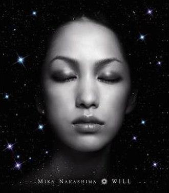 Will (Mika Nakashima song) - Image: Mika nakashima will