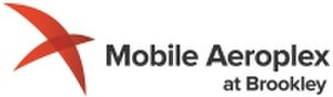 Mobile Aeroplex at Brookley - Image: Mobile Aeroplex Brookley Logo