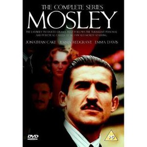 Mosley (TV serial) - Image: Mosleydvdcover