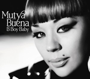 B Boy Baby - Image: Mutya buena b boy baby cd 1