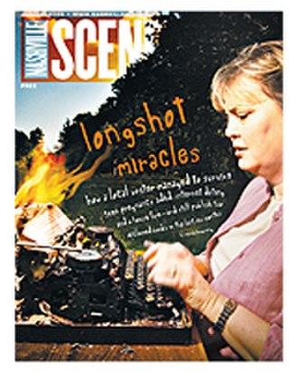 Nashville Scene - Image: Nashville Scene front page