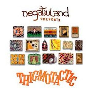 Thigmotactic (album) - Image: Negativland Presents Thigmotactic