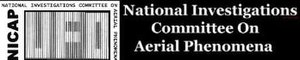 National Investigations Committee On Aerial Phenomena - Image: Nicap logo