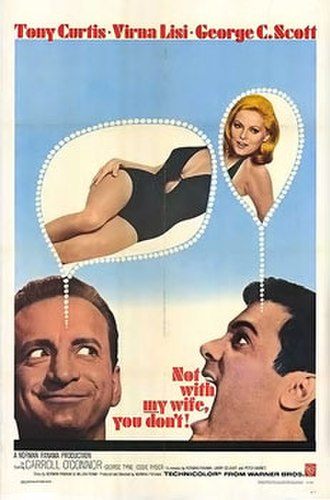 Not with My Wife, You Don't! - Theatrical release poster