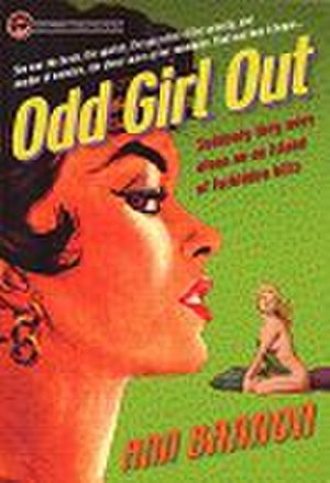 Odd Girl Out (novel) - Cleis Press edition (2001) cover