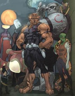Omega Men fictional characters