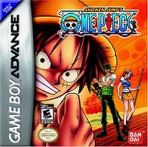 One Piece (video game) - Image: One Piece Grand Battle GBA Cover