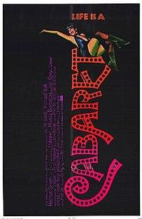 <i>Cabaret</i> (1972 film) 1972 film by Bob Fosse