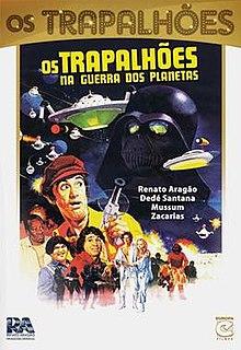 <i>Os Trapalhões na Guerra dos Planetas</i> 1978 film by Adriano Stuart