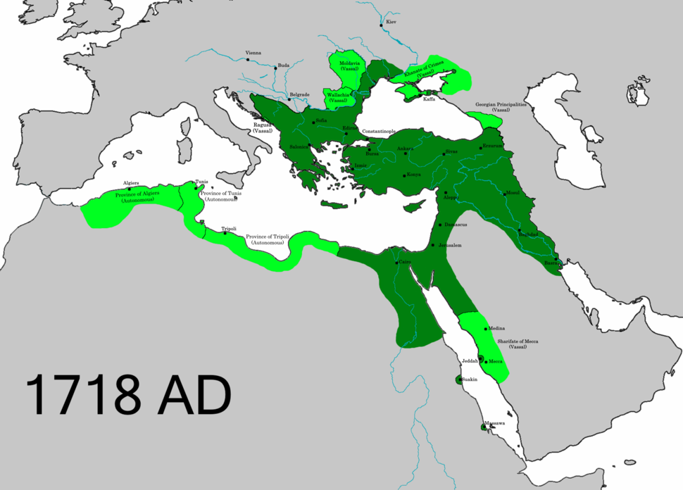 OttomanEmpire1718