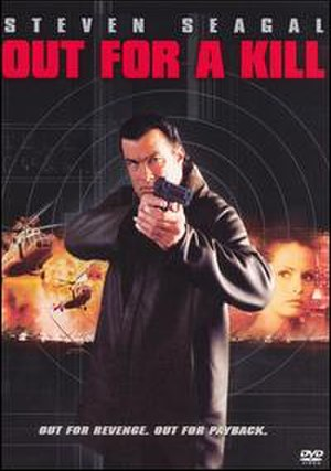 Out for a Kill - DVD cover
