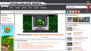 OverClocked ReMix - Image: Over Clocked Re Mix