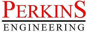 Perkins Engineering - Image: Perkins Engineering Logo