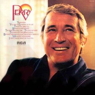 Perry (album) - Image: Perry Album