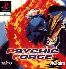 Psychic Force - Wikipedia