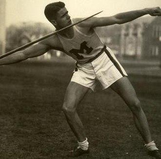 Phil Northrup - Northrup in 1927