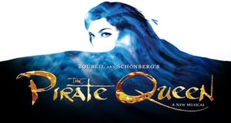The Pirate Queen - 2006 Chicago Logo for The Pirate Queen