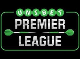 Premier League Darts - Image: Premier league darts logo