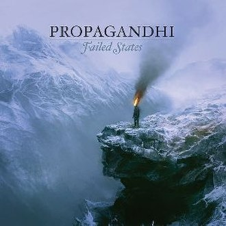 Failed States (album) - Image: Propagandhi Failed States cover