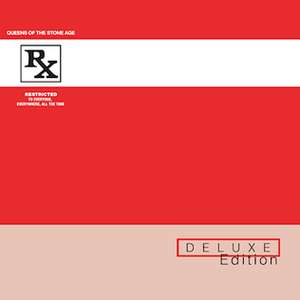 Rated R (Queens of the Stone Age album) - Image: Queens of the Stone Age Rated R Deluxe Edition