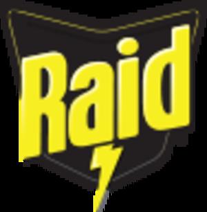 Raid (insecticide) - Image: Raid Logo 2015