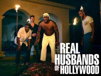 Real Husbands of Hollywood - Image: Real Husbands of Hollywood