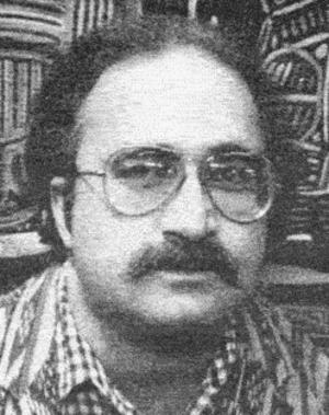 Robert Berdella - Robert Berdella pictured at his Westport shop, Bob's Bizarre Bazaar, December 1986.